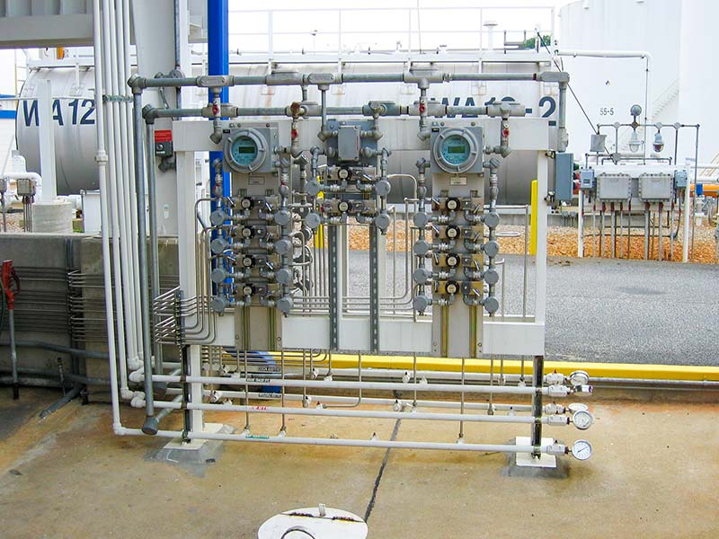 Photo of Petroleum Additive System
