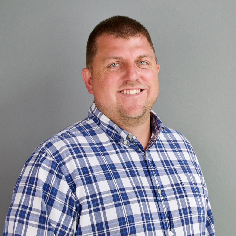 Employee Photo of Project Coordinator Robert McAlpine